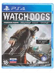 """Игра для PS4 """"Watch_Dogs"""" DedSec Edition (18+)"""