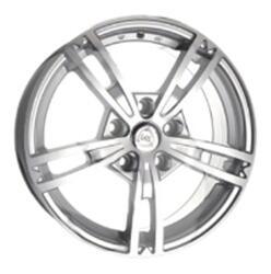 Автомобильный диск Литой NZ SH672 7x16 5/112 ET 45 DIA 66,6