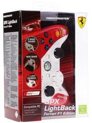 Геймпад Thrustmaster GPX Lightback Ferrari F1 Edition белый