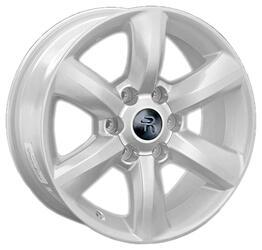 Автомобильный диск литой Replay LX50 7,5x18 6/139,7 ET 25 DIA 106,1 White