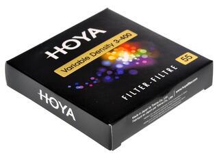 Светофильтр Hoya Variable Density 55mm