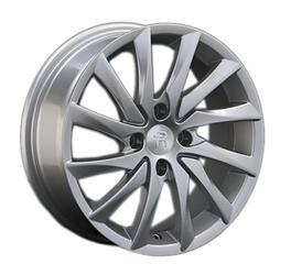 Автомобильный диск литой Replay PG50 6,5x16 4/112 ET 43 DIA 66,6 Sil