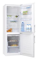 Холодильник с морозильником Hansa FK325.3 белый