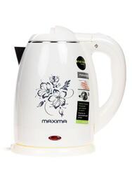 Электрочайник Maxima МК-M421 белый