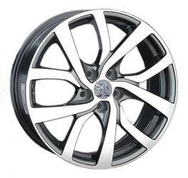 Автомобильный диск Литой LegeArtis PG38 6,5x16 5/114,3 ET 38 DIA 67,1 GMF