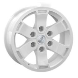 Автомобильный диск Литой Replay FD39 7x16 6/139,7 ET 10 DIA 93,1 White