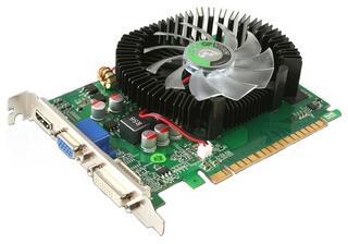 Видеокарта Point of View GeForce GT 440 [F-VGA-440-C1-2048-B]