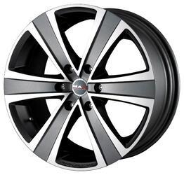 Автомобильный диск литой MAK Fuoco 5 8,5x20 5/127 ET 35 DIA 71,6 Ice Black
