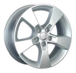 Автомобильный диск литой Replay GN70 6,5x15 5/105 ET 39 DIA 56,6 Sil