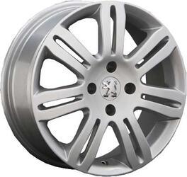 Автомобильный диск Литой Replay PG12 5,5x14 4/108 ET 34 DIA 65,1 Sil
