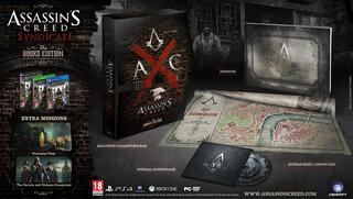 """Игра для PC Assassin's Creed: Синдикат Коллекционное издание """"Грачи"""""""