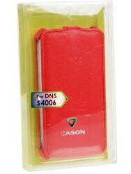 Флип-кейс  Cason для смартфона DNS S4006
