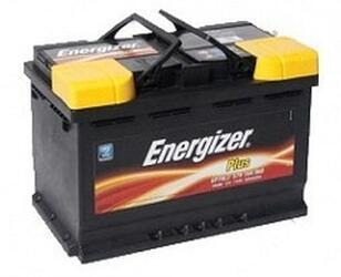 Автомобильный аккумулятор Energizer Plus EP74-L3
