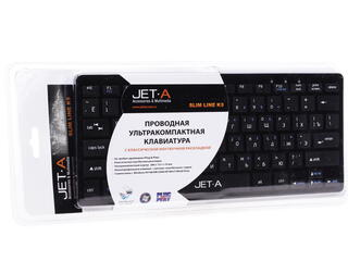 Клавиатура Jet.A SlimLine K8