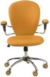 Кресло офисное Бюрократ CH-661AXSN желтый