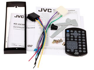 Автопроигрыватель JVC KD-AV300EE