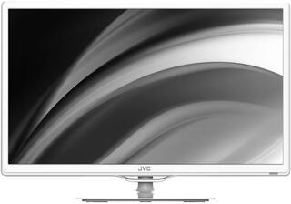 "22"" (55 см)  LED-телевизор JVC LT22M440W белый"
