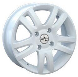 Автомобильный диск Литой LegeArtis Mi16 6x15 4/114,3 ET 46 DIA 67,1 White