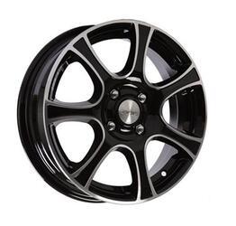 Автомобильный диск литой Скад Торнадо 5,5x15 5/98 ET 48 DIA 72,6 Алмаз