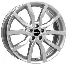 Автомобильный диск литой MAK Highlands 8x18 5/120 ET 43 DIA 72,6 Silver