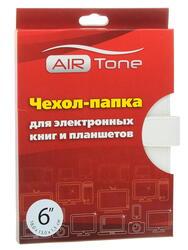 """6"""" Чехол-папка AirTone 0157916 белый"""