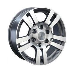 Автомобильный диск Литой Replay TY61 7,5x17 6/139,7 ET 25 DIA 106,1 GMF