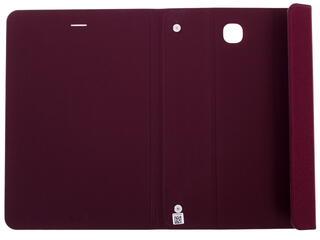 Чехол-книжка для планшета Samsung Galaxy Tab A 8.0 бордовый