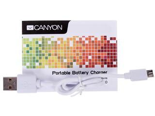 Портативный аккумулятор CANYON CNE-CPB78 синий