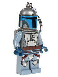 Брелок LEGO Star Wars - Jango Fett