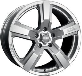 Автомобильный диск Литой OZ Racing Versilia 8x19 5/114,3 ET 35 DIA 75 Crystal Titanium