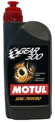 Трансмиссионное масло MOTUL Gear 300 75W90 100118