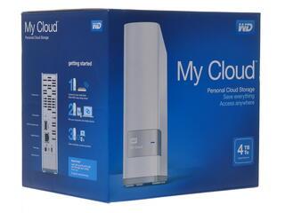 Сетевое хранилище Western Digital My Cloud