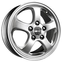 Автомобильный диск Литой K&K Энигма 6x15 5/110 ET 50 DIA 65,1 Сильвер