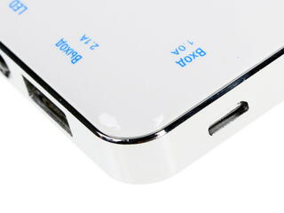 Портативный аккумулятор DEXP Slimline 12 белый