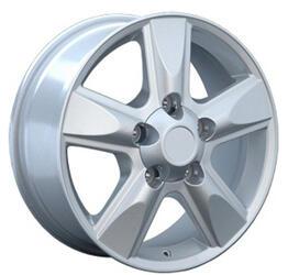 Автомобильный диск Литой Replay TY60 8x17 5/150 ET 60 DIA 110,1 Sil