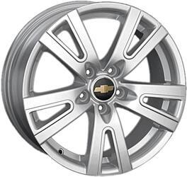 Автомобильный диск литой Replay GN50 6,5x16 5/105 ET 39 DIA 56,6 Sil