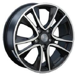 Автомобильный диск литой Replay H36 7x18 5/114,3 ET 50 DIA 64,1 BKF
