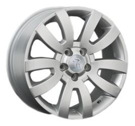 Автомобильный диск литой Replay LR8 7,5x17 5/108 ET 55 DIA 63,3 Sil