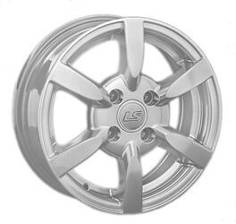Автомобильный диск Литой LS ZT386 5,5x14 4/100 ET 40 DIA 73,1 Sil