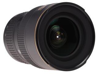 Объектив Nikon AF-S 16-35mm F4.0 G ED VR Nikkor