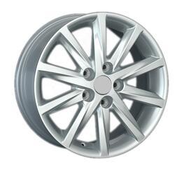 Автомобильный диск литой LegeArtis TY132 6,5x16 5/114,3 ET 39 DIA 60,1 Sil