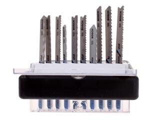 Пилки для лобзика Bosch Robust line 2607010541