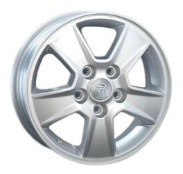 Автомобильный диск Литой Replay HND71 5,5x15 5/114,3 ET 47 DIA 67,1 Sil