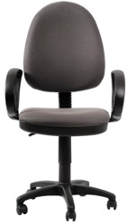 Кресло офисное Бюрократ CH-360AXSN серый