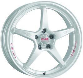 Автомобильный диск Литой OZ Racing Crono HT 7x17 4/108 ET 16 DIA 75 White