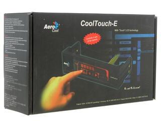Регулятор оборотов Aerocool Cool Touch-E черный