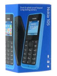 Сотовый телефон Nokia 105 черный
