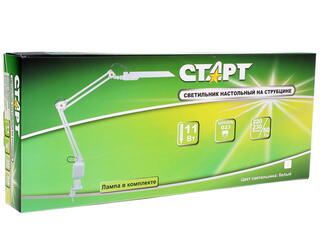 Настольный светильник СТАРТ CT28C белый