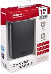 "2.5"" Внешний HDD Toshiba Canvio Basics [HDTB310EK3AA]"
