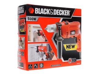 Дрель Black&Decker KR504CRE